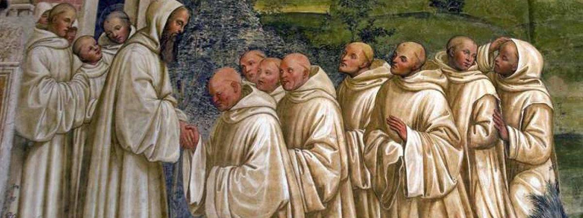 I monaci Benedettini e l'inizio della selezione avicola in Europa