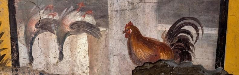 Un termopolio dell'antica Roma