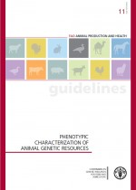 Phenotypic characterization of animal genetic resources