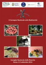 X Convegno nazionale sulla biodiversità