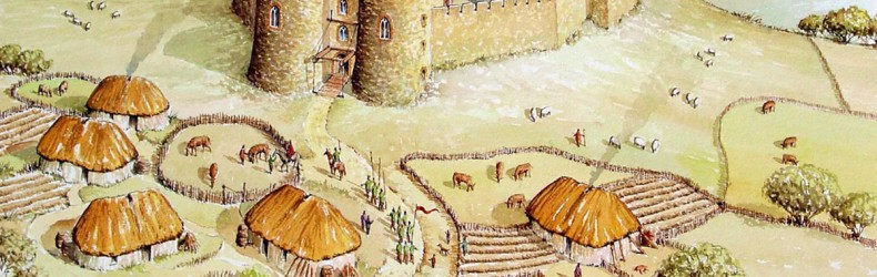 Allevatori irlandesi nel 1300