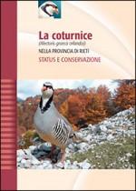 La coturnice (Alectoris graeca orlandoi) nella Provincia di Rieti