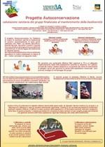 Progetto Autoconservazione valutazione sanitaria dei gruppi finalizzata al mantenimento della biodiversità