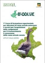 1° Corso di formazione esperienziale per allevatori di razze avicole autoctone e tecnici per l'acquisizione delle competenze per il riconoscimento e conoscenza delle razze avicole venete