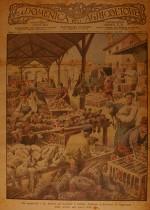 I magazzini di pollame per Natale