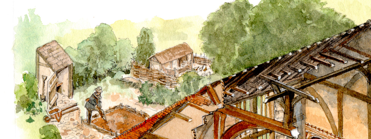 Casa medievale inglese