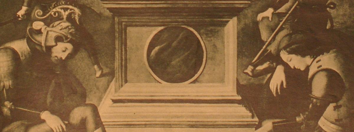 Il Perugino: la Resurrezione di Gesù
