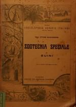 Zootecnia speciale – suini